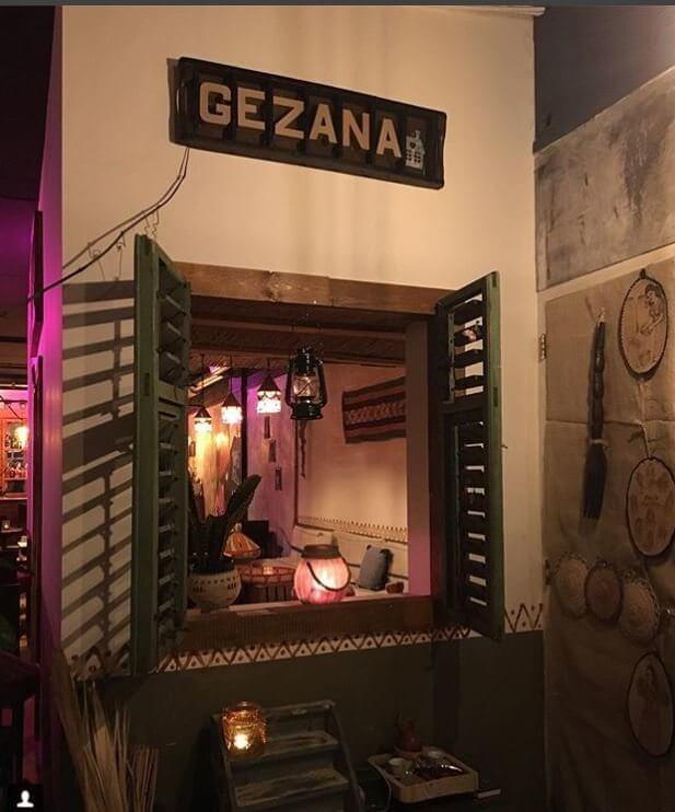 Met De Dinerbon Eten Bij Restaurant Gezana Restaurant