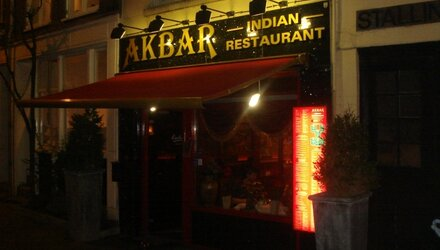 Diner Cadeau Amsterdam Akbar Indian Restaurant