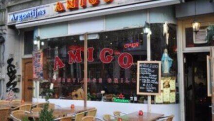 Diner Cadeau Amsterdam Amigo Grill Rozengracht