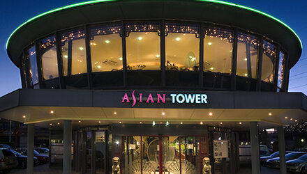 Diner Cadeau Nieuwegein Asian Tower