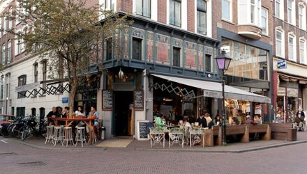 Diner Cadeau Rotterdam Bar Restaurant Sijf
