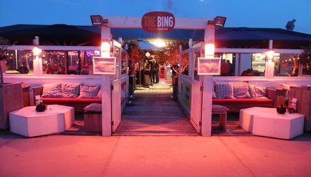 Diner Cadeau Hoek van Holland Beachclub The Bing