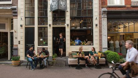 Diner Cadeau Amsterdam Bleu Amsterdam