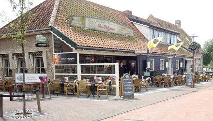 Diner Cadeau Vrouwenpolder Café Restaurant De Pelgrim