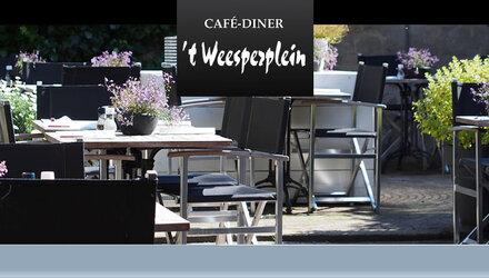 Diner Cadeau Weesp Cafe-diner 't Weesperplein