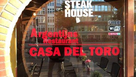 Diner Cadeau Amsterdam Casa Del Toro