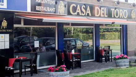Diner Cadeau De Meern Casa del Toro