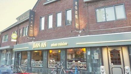 Diner Cadeau Eindhoven Chinees-Indisch Restaurant Jian An
