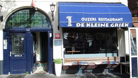 Diner Cadeau Delft De Kleine Griek - Delft