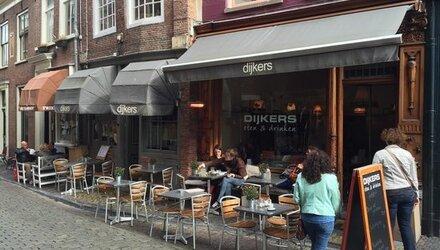 Diner Cadeau Haarlem Dijkers eten & drinken