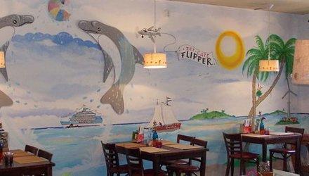 Diner Cadeau Cromvoirt Eetcafe Flipper