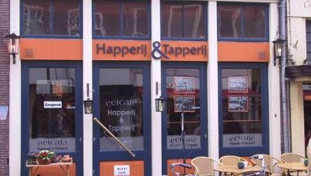 Diner Cadeau Amersfoort Eetcafe Happerij & Tapperij