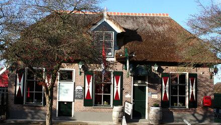 Diner Cadeau Giethoorn Grand Cafe Fanfare