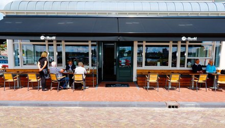 Diner Cadeau Maassluis Grandcafe t Hoofd
