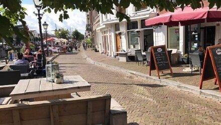 Diner Cadeau Rotterdam Het wapen van Delfshaven