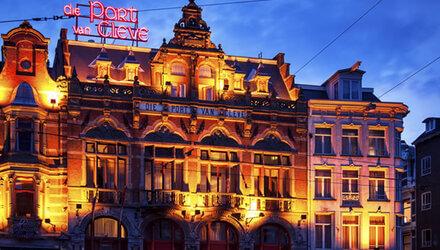 Diner Cadeau Amsterdam Hotel Die Port van Cleve
