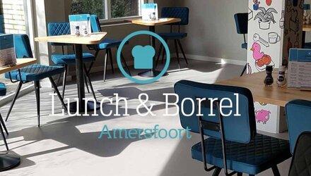 Diner Cadeau Amersfoort Lunch & Borrel