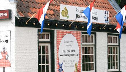 Diner Cadeau Heemstede Pannenkoekenhuis De Konijnenberg