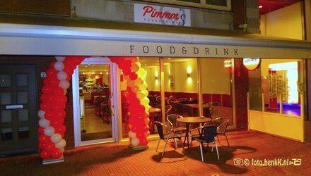 Diner Cadeau Kerkrade Pimmm's
