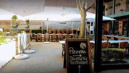 Diner Cadeau Voeren (BE) Pizzeria Testa Bianca