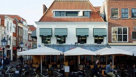 Diner Cadeau Gouda Restaurant Belvedere