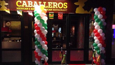 Diner Cadeau Hengelo Restaurant Caballeros