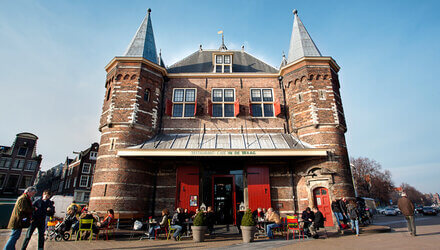 Diner Cadeau Amsterdam Restaurant Cafe In de Waag