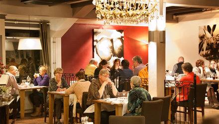 Diner Cadeau Bosschenhoofd Restaurant de Haard