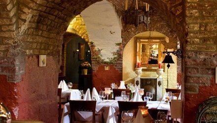 Diner Cadeau Vaals Restaurant de Raadskelder
