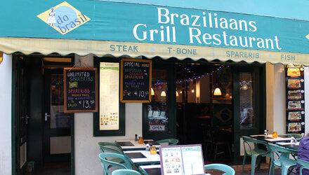 Diner Cadeau Amsterdam Restaurant Do Brasil
