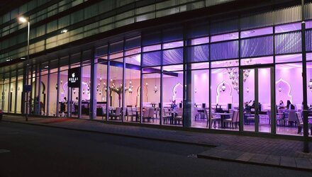 Diner Cadeau Rotterdam Restaurant Helai