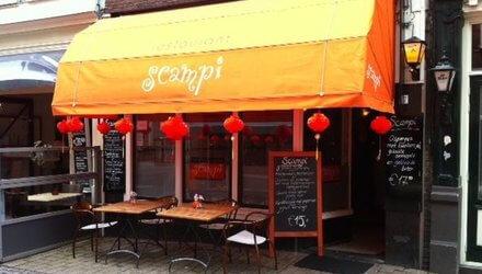 Diner Cadeau Haarlem Restaurant Scampi