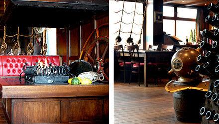 Diner Cadeau Vlieland Restaurant 't Geuzennest