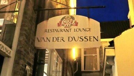 Diner Cadeau Delft Restaurant van der Dussen