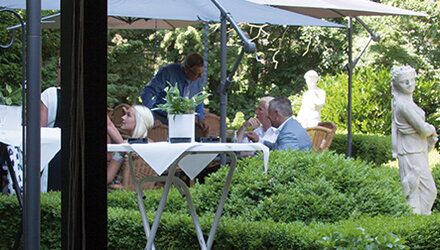 Diner Cadeau Spijkenisse Ristorante Pappagallo