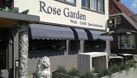 Diner Cadeau Hoogezand Rose Garden