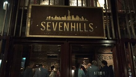 Diner Cadeau Delft Sevenhills Bistro en Lounge