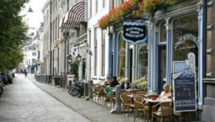 Diner Cadeau Delft Stads Koffyhuis