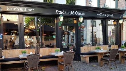 Diner Cadeau Meppel Stadscafé Oasis