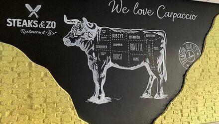 Diner Cadeau Ede Steaks & Zo