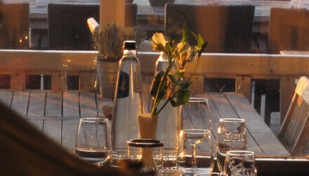 Diner Cadeau Zandvoort Strandrestaurant Meijer aan Zee