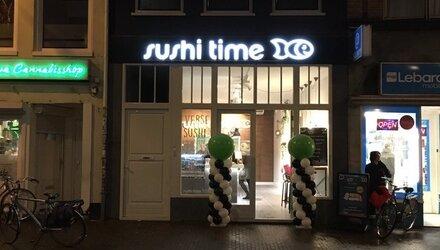 Diner Cadeau Haarlem Sushi Time Haarlem
