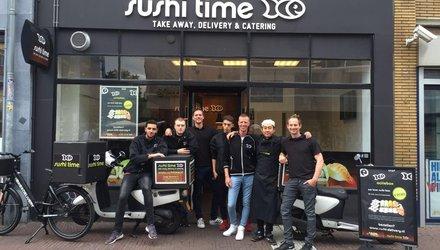 Diner Cadeau Utrecht Sushi Time Utrecht