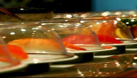 Diner Cadeau Beek Také Sushi