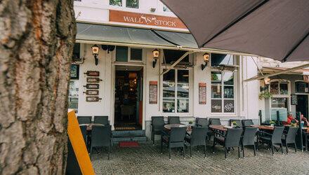 Diner Cadeau Maastricht Wall Stock 61