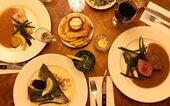 Diner Cadeau Haarlem Cafe Restaurant Vandesande