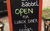 Diner Cadeau Amsterdam Knabbel en Babbel