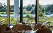 Diner Cadeau Wageningen Panorama De Blaauwe Kamer