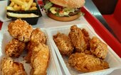 Diner Cadeau Almere Pyramide Fried Chicken