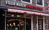 Diner Cadeau Amsterdam Restaurant Villa Maria